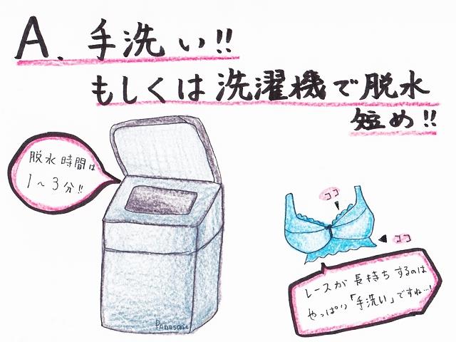 ふんわり洗濯 QA1 640