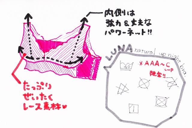 ナイトブラ 洗濯 ランキング